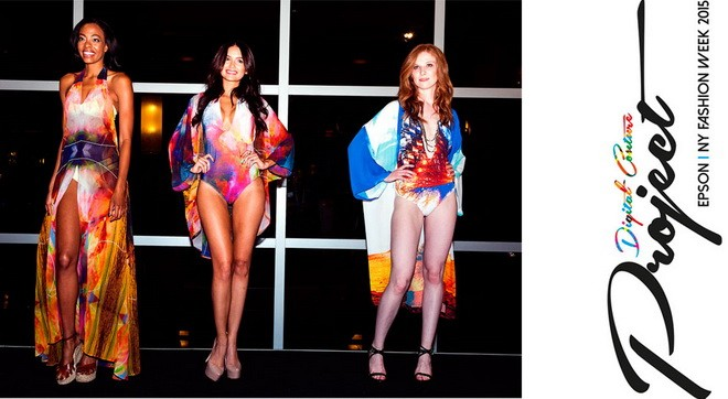 Digital Couture: Epson at New York Fashion Week