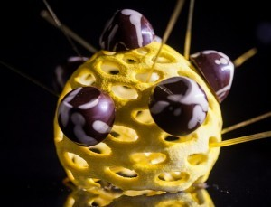 3D printing for luxury food