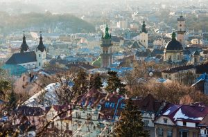 Publishers' Forum in Ukrainian Lviv