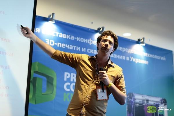Brennan Purtzer 3D Printing for Development of Ukraine