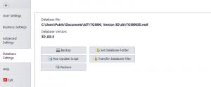 Translator Office 3000 Database