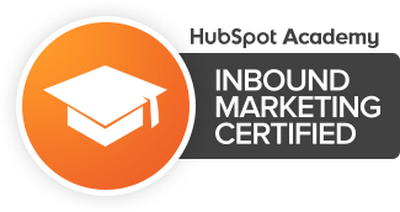 Olesya Zaytseva: HubSpot Inbound marketing certified